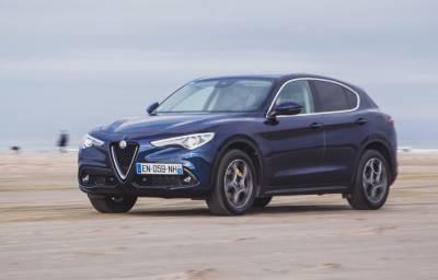 Noleggio lungo termmine Alfa Romeo Stelvio Super - Offerta Noleggio Chiaro