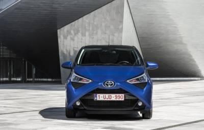 Foto Toyota Aygo