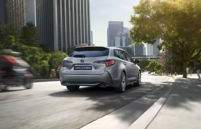 Noleggio lungo termmine Toyota Corolla Ts