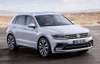 Noleggio lungo termmine Volkswagen Tiguan
