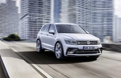 Noleggio lungo termmine Volkswagen Tiguan Business