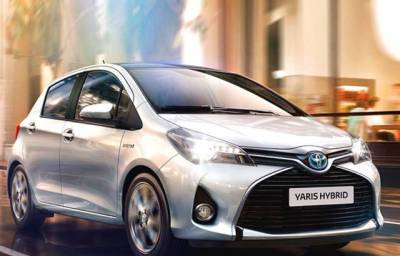 Noleggio lungo termmine Toyota Yaris