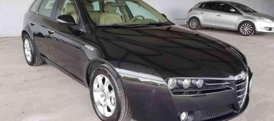 Alfa Romeo 159 usata