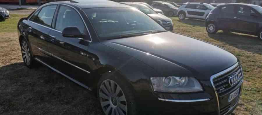 Audi A8 usata