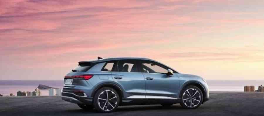 Audi Q4 E-tron usata