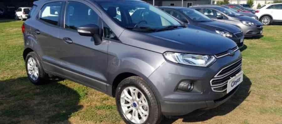 Ford Ecosport usata