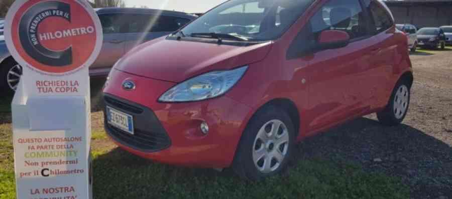 Ford Ka+ usata