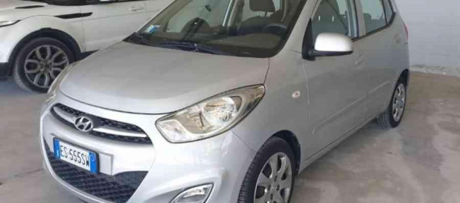 Hyundai I10 usata