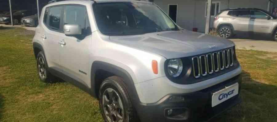 Jeep Renegade usata