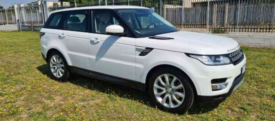 Land Rover Range Rover Sport usata