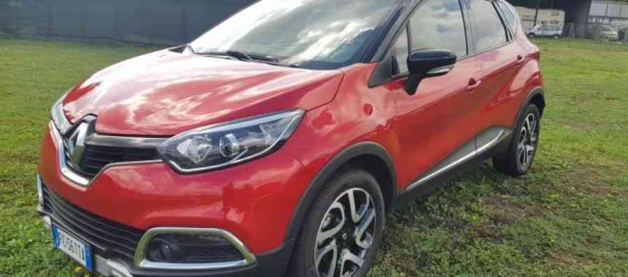 Renault Captur usata