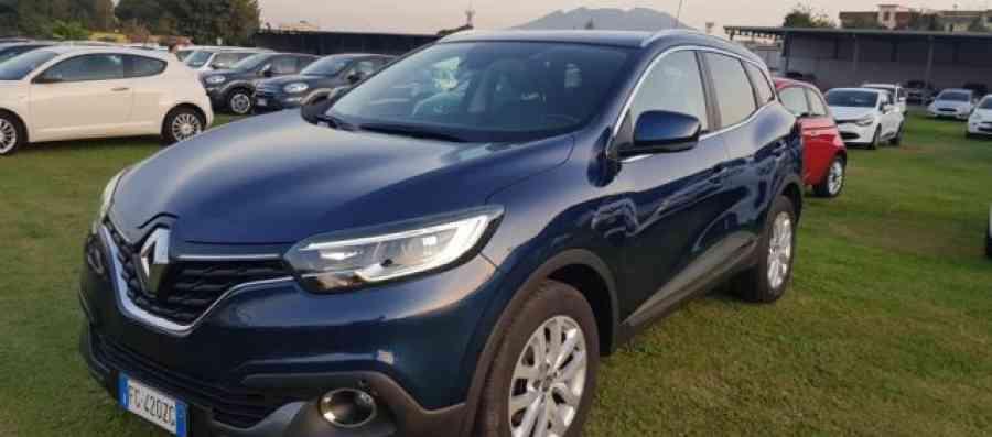 Renault Kadjar usata